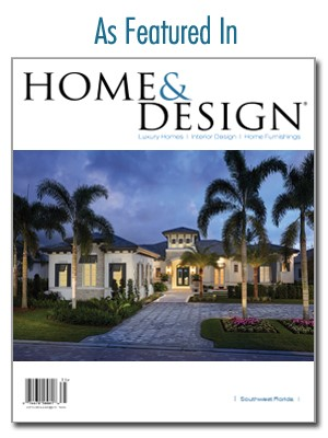 Recently Completed Naples Condominium Featured in Home & Design